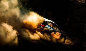 Гас Гринсмит и Эллиот Эдмондсон, M-Sport Ford WRT, Ford Fiesta R5 MkII