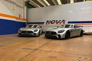 Mercedes AMG GT4, Nova Race