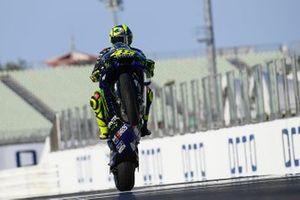 Valentino Rossi, Yamaha Factory Racing en Misano