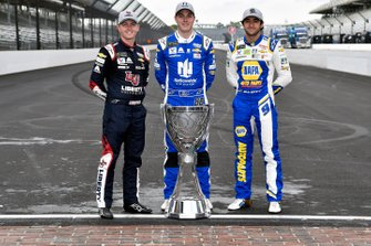 Playoff-Teilnehmer 2019 von Hendrick Motorsports: William Byron, Alex Bowman, Chase Elliott