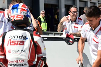 Tweede Ai Ogura, Honda Team Asia