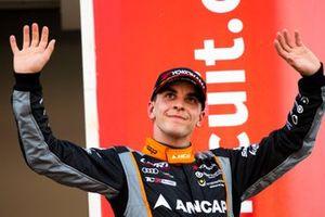 Podium: Santiago Urrutia, Team WRT Audi RS 3 LMS