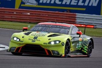 #95 Aston Martin Racing Aston Martin Vantage: Marco Sorenson, Nicki Thiim