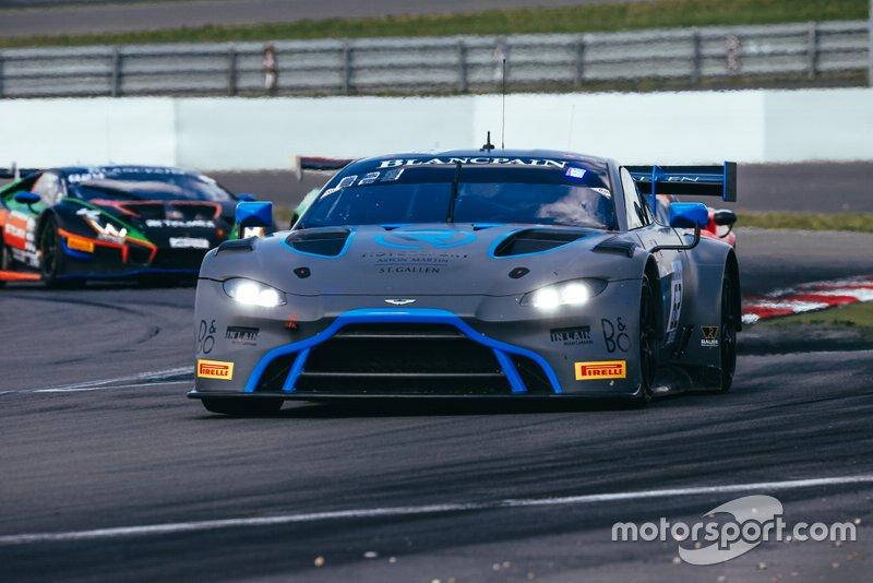 #62 R-Motorsport Aston Martin Vantage AMR GT3: Aaro Vainio, Hugo de Sadeleer