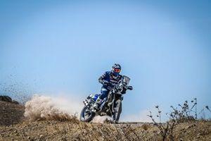 Xavier De Soultrait, Yamalube Yamaha Rally Team