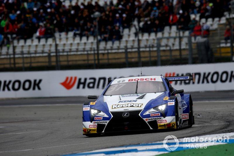 Рё Хиракава, Lexus Team KeePer Tom's, Lexus LC 500 GT500
