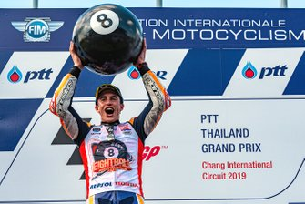Campeón del Mundo Marc Marquez, Repsol Honda Team