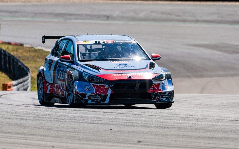 Thierry Neuville, Hyundai i30 N TCR