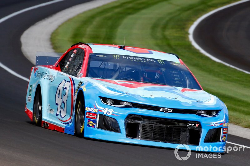27th: Bubba Wallace, Richard Petty Motorsports - Must win