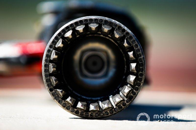 Will Power, Team Penske Chevrolet, pit equipment