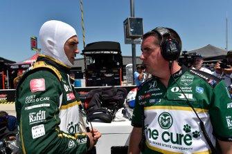 Graham Rahal, Donny Stewart, Rahal Letterman Lanigan Racing Honda