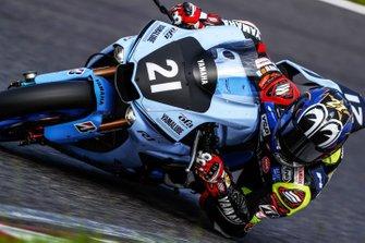 # 21 Yamaha Factory Racing Team: Katsuyuki Nakasuga