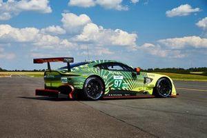 Aston Martin Racing Vantage GTE livery