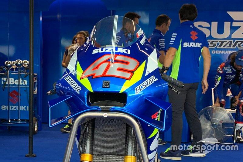 42 - Álex Rins, Team Suzuki MotoGP