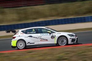 Alex Morgan, Wolf-Power Racing Cupra TCR