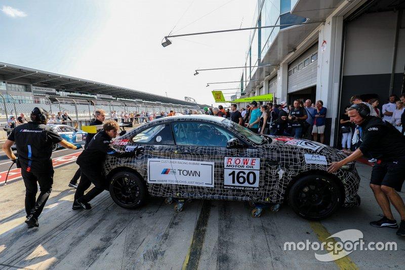 #160 BMW M2 Competition: Beitske Visser, Jörg Weidinger