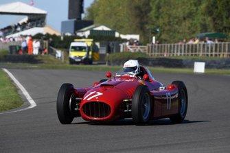 Richmond and Gordon Trophies Steve Tillack Lancia D50
