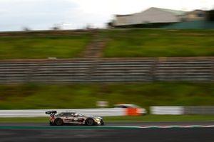 #116 Sato-SS SPORTS Mercedes-AMG GT3: Atsushi Sato, Ryosei Yamashita, Norio Kubo