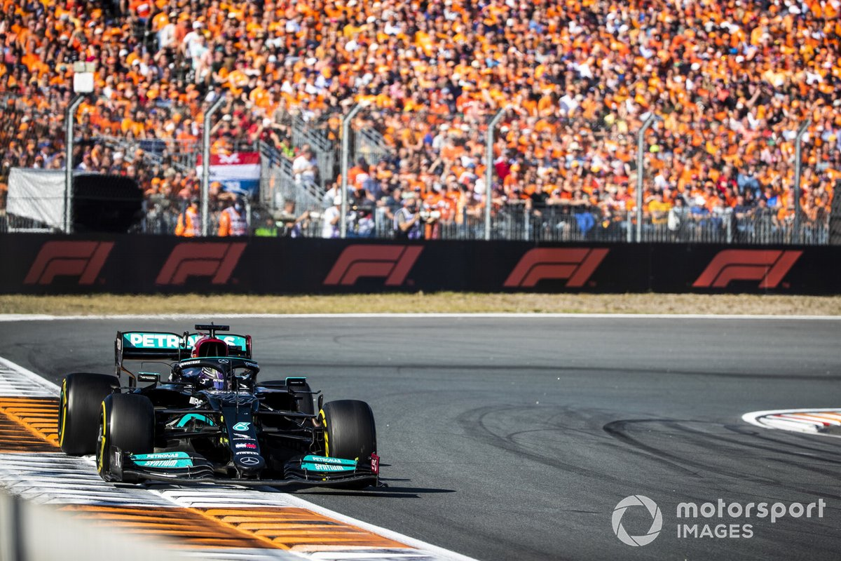 Zandvoort: Lewis Hamilton (Mercedes)