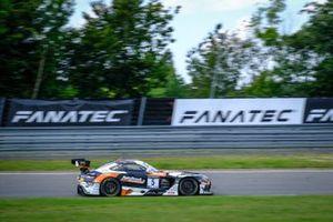 #5 HRT Mercedes-AMG GT3: Michele Beretta, Patrick Assenheimer, Hubert Haupt
