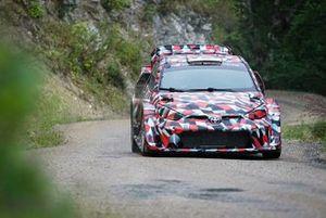 Toyota Gazoo Racing Yaris WRC Rally1