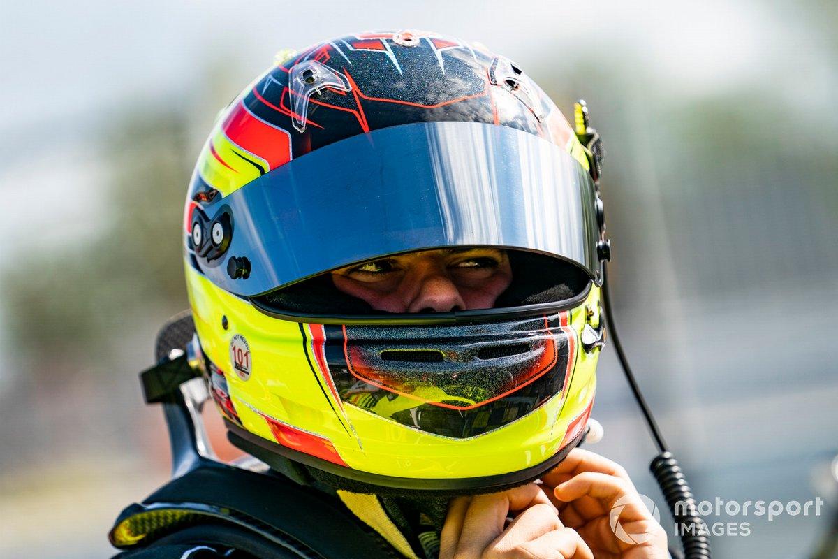 Sérgio Lopez Bolotin, RC2 Junior Team, Cupra Leon Competición TCR