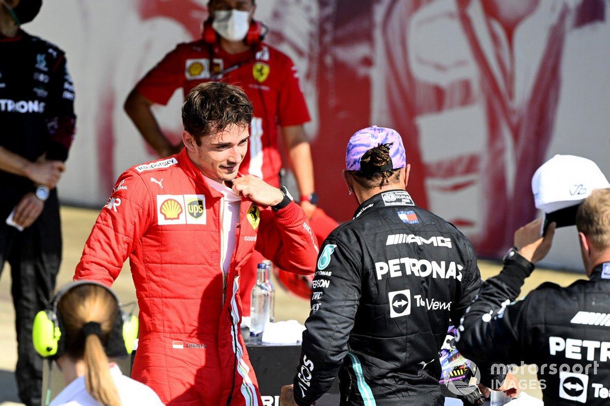 Charles Leclerc, Ferrari: 10 puan