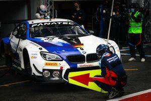 #35 Walkenhorst Motorsport BMW M6 GT3: Martin Tomczyk, Timo Glock, Thomas Neubauer
