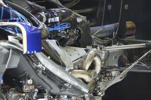 محرك سيارة ويليامز اف.دبليو43بي
