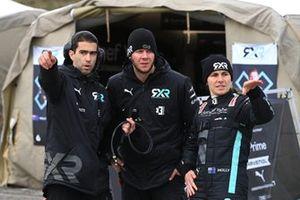 Molly Taylor, Rosberg X Racing avec des membres de son équipe