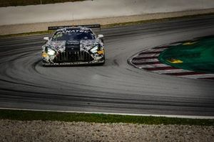 #90 Madpanda Motorsport Mercedes-AMG GT3: Ezequiel Perez Companc, Rik Breukers, Juuso Puhakka