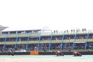 Jonathan Rea, Kawasaki Racing Team WorldSBK, Michael Ruben Rinaldi, Aruba.It Racing - Ducati, Scott Redding, Aruba.It Racing – Ducati