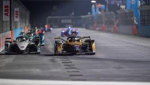 Antonio Felix da Costa, DS Techeetah, DS E-Tense FE21, Edoardo Mortara, Venturi Racing, Silver Arrow 02