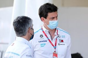Toto Wolff, Team Princiapl, CEO, Mercedes F1