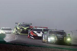 #27: Heart of Racing Team Aston Martin Vantage GT3, GTD: Ian James, Alex Riberas