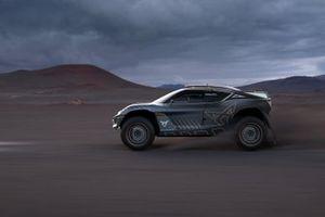 Cupra Racing, Tavascan Concept car
