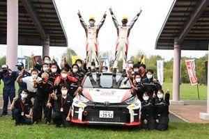Norihiko Katsuta, TOYOTA GAZOO Racing