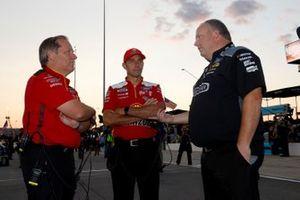 Todd Gordon, Paul Wolfe, Team Penske, Ford Mustang Shell Pennzoil