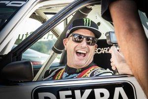 Ken Block, Audi V8 quattro