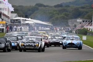 Royal Automobile Club TT Celebration Martin Brundle Bobby Verdon-Roe Cobra