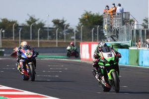 Alex Lowes, Kawasaki Racing Team WorldSBK, Andrea Locatelli, PATA Yamaha WorldSBK Team