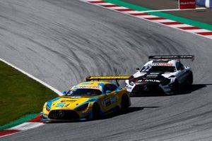 Vincent Abril, Haupt Racing Team Mercedes AMG GT3, Lucas Auer, Mercedes AMG Team Winward Mercedes AMG GT3