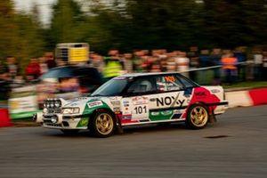 Robert Luty, Marcin Celiński, Subaru Legacy