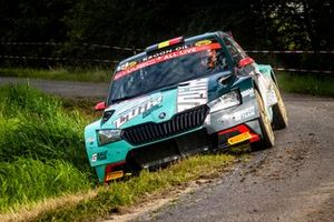 Ghislain de Mevius, Johan Jalet, Skoda Fabia Evo Rally2