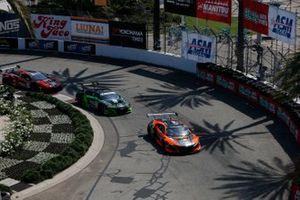 #76: Compass Racing Acura NSX GT3, GTD: Matt McMurry, Mario Farnbacher