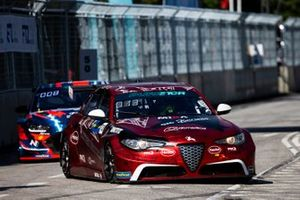 Rodrigo Baptista, Romeo Ferraris-M1RA, Alfa Romeo Giulia ETCR