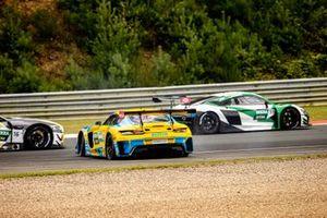 Vincent Abril, Haupt Racing Team Mercedes AMG GT3 spins