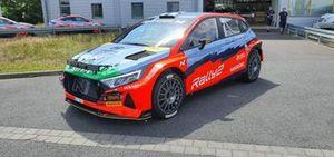 Jari Huttunen, Mikko Lukka, Hyundai i20 N Rally2