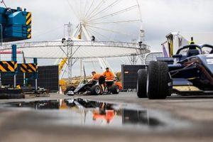 Build up Dutch GP