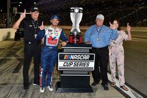 Kyle Larson, Hendrick Motorsports, Chevrolet Camaro Valvoline Instant Oil Change